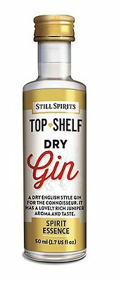 Still Spirits Top Shelf Spirit Essences DRY GIN