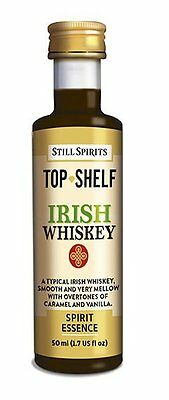 Still Spirits Top Shelf Spirit Essences IRISH WHISKEY