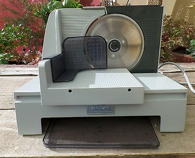 Sunbeam Cafe Series Deli / Food / Meat / Slicer.  Exc Cond ADELAIDE
