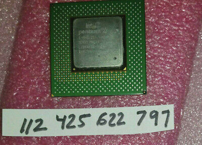 Intel® Pentium® 4   1.40 GHz   80528PC017G0K   SL4SG SOCKET 423PIN