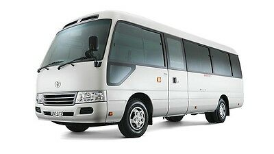 Cruise Control DIY Kit - Toyota Coaster Bus 2010 on  4.0 Diesel Engine