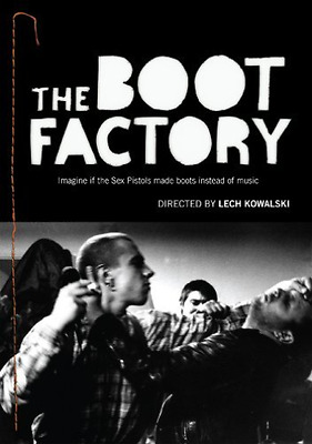 Various-Boot Factory: The Lech Kowalski Collection  DVD NEUF