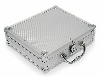 Large Padded Deluxe Tattoo Carry Case Box - Foam Inserts Included - UK Supplier