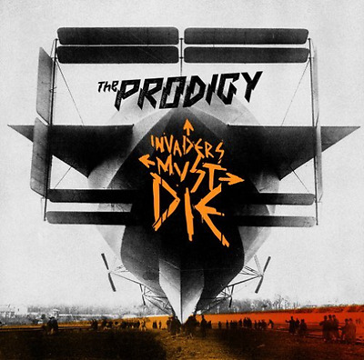 Prodigy-Invaders Must Die  Cd Neuf