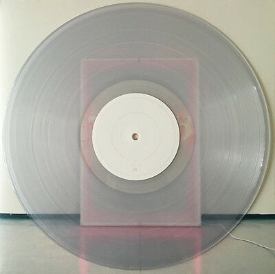 The 1975 - I Like It When You Sleep - Sealed 180g CLEAR Vinyl LP Sound Love Me