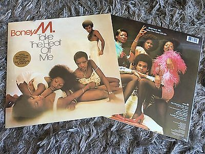 Boney M - Take The Heat Off Me - Sealed Vinyl LP Daddy Cool Sunny