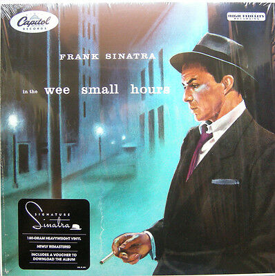 Frank Sinatra - In The Wee Small Hours - Sealed 180g Vinyl LP