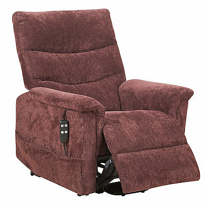 Sutton Dual Motor Riser Recliner with Heat and Massage