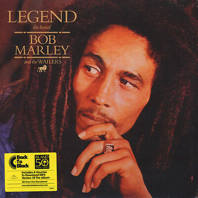 Bob Marley And The Wailers - Legend Best Of - Sealed 180g Vinyl LP No Woman Cry