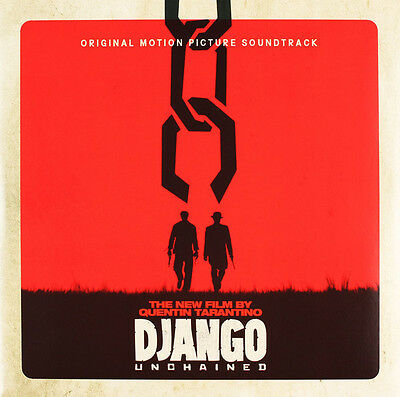 Django Unchained - Soundtrack - Sealed Vinyl LP