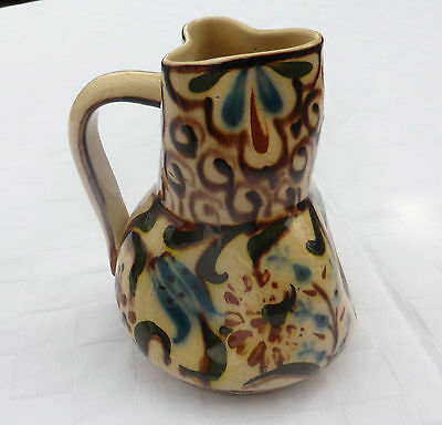 EARLY  ALLER VALE  JUG   @13 cm tall