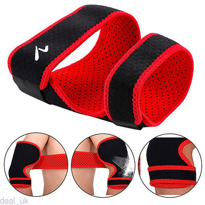 Tennis Elbow Support Brace Golfer's Strap Epicondylitis Lateral Pain Gym