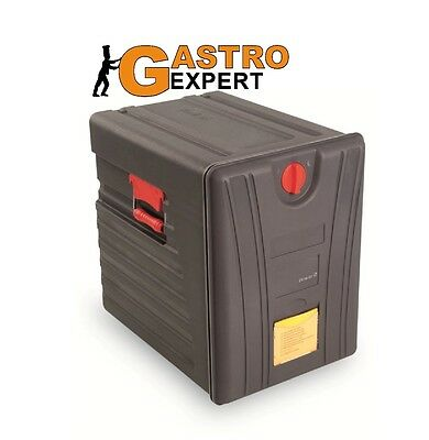 Thermobehälter Thermobox GN 1/1 Transport neu Catering  Kühlbox GAstro-Expert.ch
