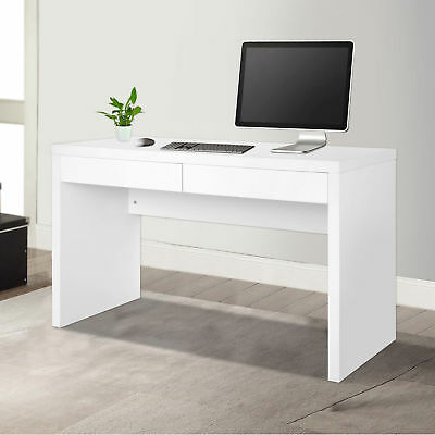Computer PC Desk Office Home Storage Drawer Desktop Table Workstation Furniture