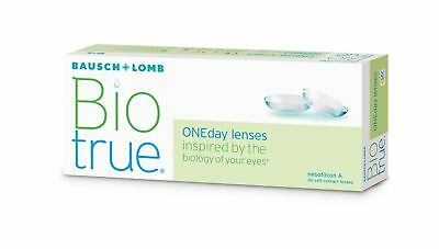 Bausch & Lomb Biotrue® ONEday 30er Box