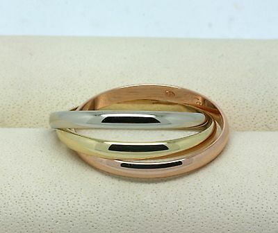 CARTIER Trinity Ring 18kt Gold RW58