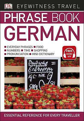 Eyewitness Travel Phrase Book German: Essential Reference for Every Traveller (E
