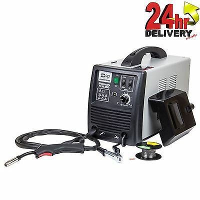 SIP Weldmate T136 MIG Gas/Gasless Welder Mainly For Serios Home Or Trade Welder