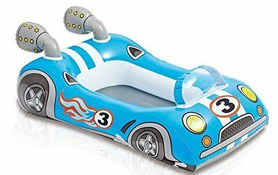 BLUE CAR Children's Pool Toy Cruiser Float, swimming pool outdoor fun 59380NP