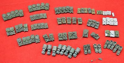 WW2 GHQ Flames of War Battle Front American 6MM Tank Artilery and Vehicle Lot