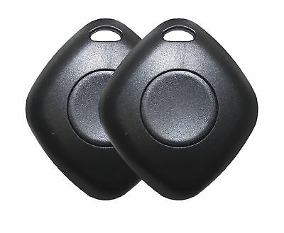 2 Pack: SoundLogic XT Track & Find Key & Valuable Bluetooth w/ Voice Recording