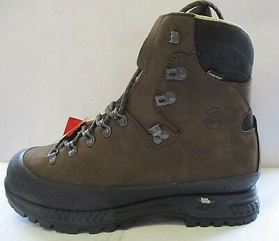 ~NEW~ Hanwag Mountain shoes:Alaska WIDE GTX Brown Men Size 11