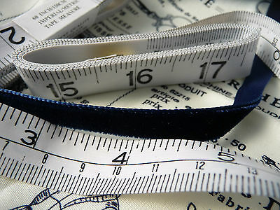 Tape Measure | Imperial/Metric | Fibreglass | Sewing | Dressmaking | Crafts