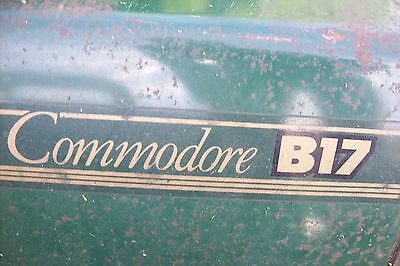 Atco Commodore B17 Petrol cylinder Lawnmower
