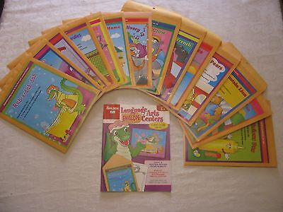 Language Arts Envelope Gr2-3 Laminated Learning Centers15 Ready-To-Use TEC61031