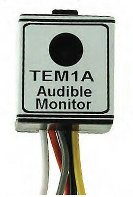 MAYPOLE 12V Professional Audible Sensor/Buzzer - MP3870