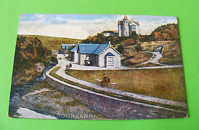Ireland: Vintage Postcard - The Spa, Lisdoonvarna, Co Clare - Irish