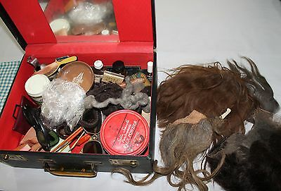 Al Checco's Personal Broadway Cosmetic Makeup Kit The Andy Griffith Show, Batman