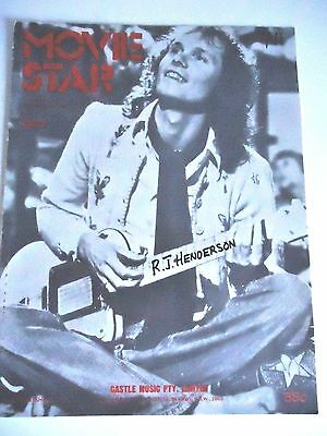 Harpo..movie Star..orig. Print Music..1976..very Good Condition..castle Music