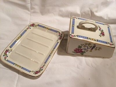 Nelson Ware BCM TSING Butter / Cheese Dish