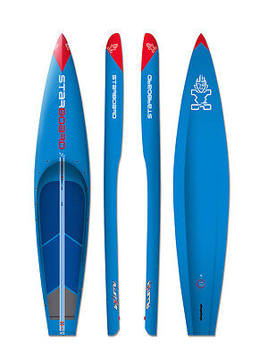 "Starboard All Star Hybrid Carbon 14"" SUP 2017"