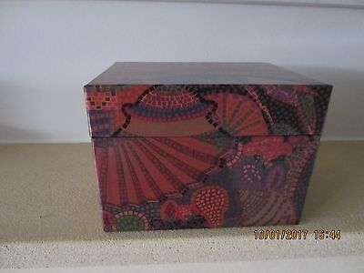 Small Decorative Boxes-Hinged Lid-Shelf Size