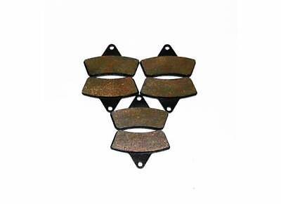 2003 2004 Arctic Cat 400 2x4/4x4 FIS Auto Front and Rear Brake Pads