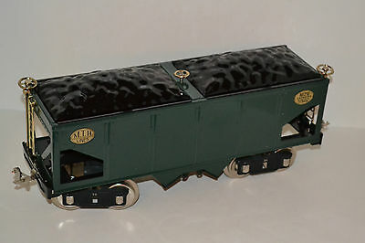 MTH Tinplate Traditions 216 200 Series Hopper Car Standard Gauge Unboxed
