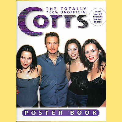 THE CORRS ~ Unofficial Book ~ 23 STUNNING POSTERS ~ *Andrea*SHARON*Caroline Corr