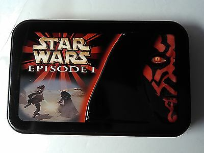 STAR WARS  Limited Edition Tin Box  *DARTH MAUL- RARE