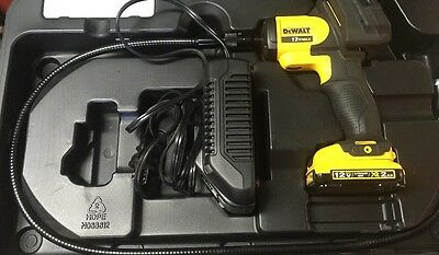 DeWalt DCT410S1 12-Volt MAX Lithium-Ion Cordless Inspection Camera
