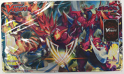 NEW Cardfight Vanguard Blazing Perdition ver. E Rubber Playmat