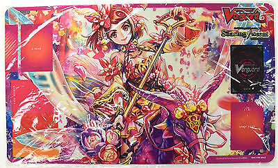 NEW Cardfight Vanguard Soaring Ascent of Gale & Blossom Rubber Playmat