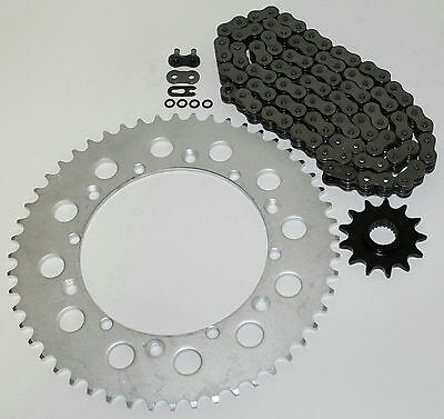 1999-2006 Yamaha TT-R250 250 O Ring Chain and Sprocket 13/52 110L