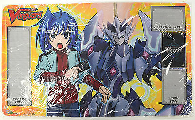 NEW Cardfight Vanguard Awakening of Twin Blades Rubber Playmat