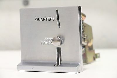 W. Hanke 25 Cent Coin Acceptor American Dryer ADC Stainless
