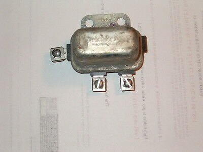 1954 1955 1956 1957 Buick Electric Window Relay Delco Remy GM NOS