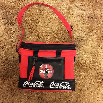 Coca Cola Collectibles Lunch Box W/ Money Pouch