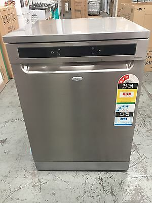 ADP9200IX Whirlpool Stainless S.14 Place Setting Dishwasher dents on the back