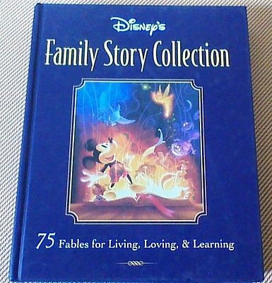 Disney's Family Story Collection: 75 Fables for Living, Loving, & Learning